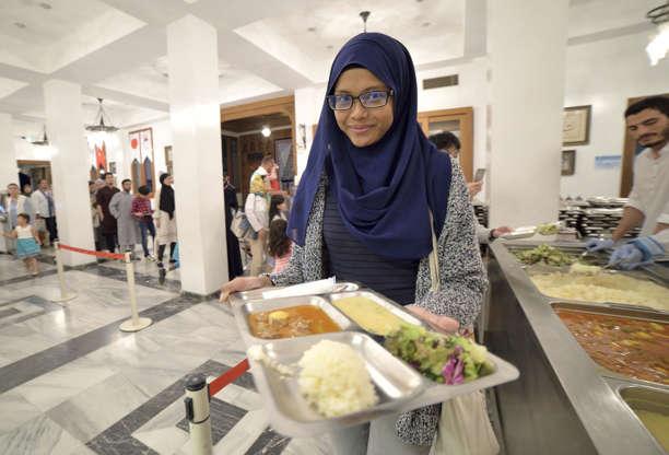 بالصور رمضان في كوكب اليابان - كم عدد المسلمين في اليابان AABrpg0