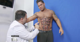 The Doctors: 'Jersey Shore' alum Ronnie Ortiz-Magro gets liposuction