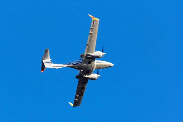 Small plane crashes in Dubai killing three Britons, one
