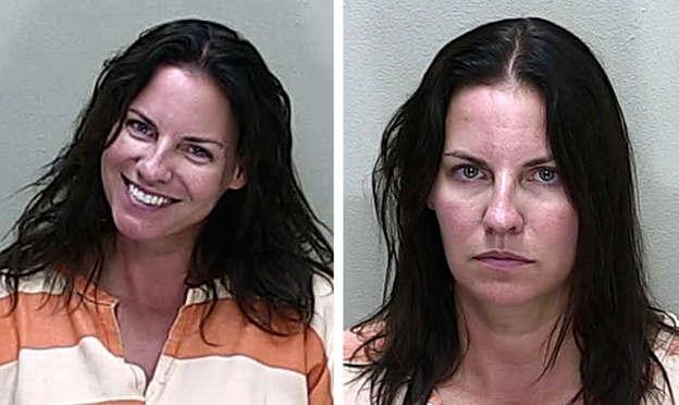 Florida woman smiling in mugshot sentenced to 11 years in