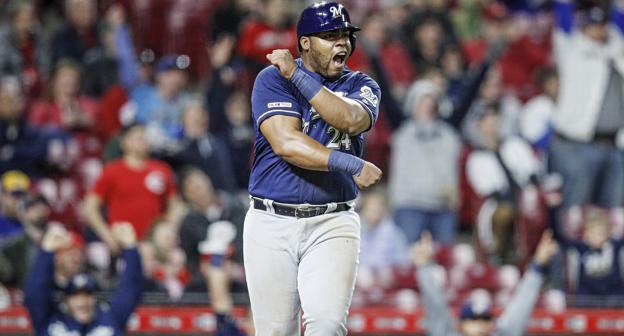 Jesús Aguilar #21 News, Stats, Photos - Tampa Bay Rays - MLB