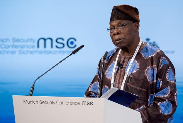 Image result for Boko Haram, Herdsmen fighting to Islamise Nigeria - Obasanjo