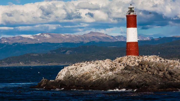 Слайд 7 из 17: LighthouseArgentina