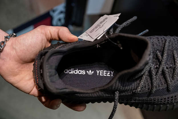 Yeezy Boost 350 V2 black: Websites crash as fans queue for