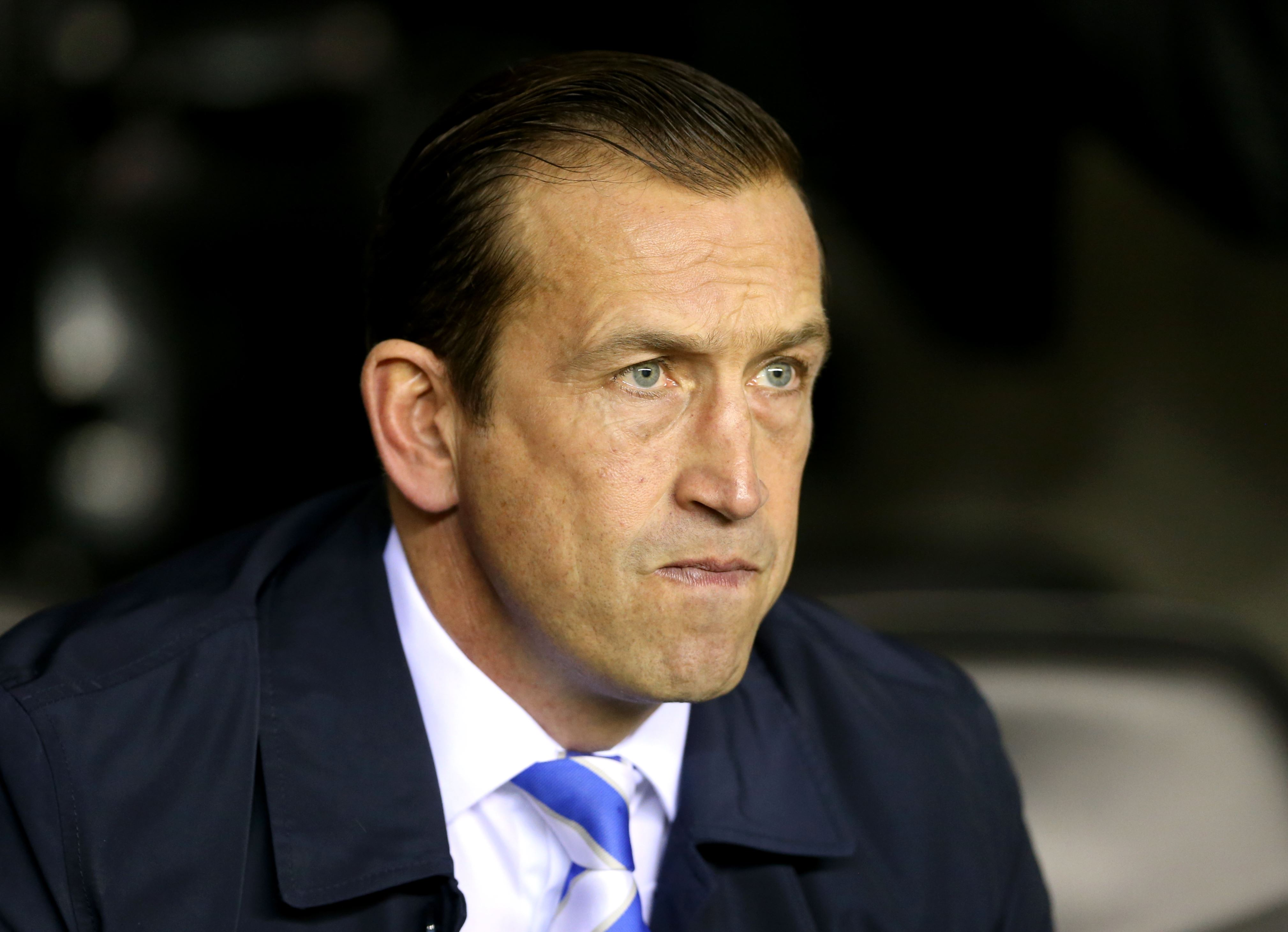 leyton orient manager and ex spurs star justin edinburgh  yung brook die real manager.php #5