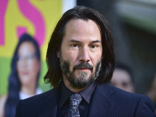 Keanu Reeves announced as a character in upcoming video game