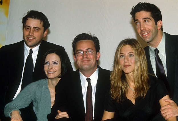 How much the cast of Friends makes from reruns