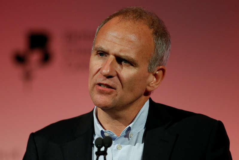 Tesco CEO, Dave Lewis