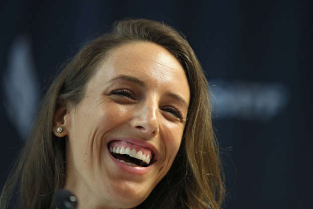 Gabriele Grunewald, Runner Who Chronicled Journey With