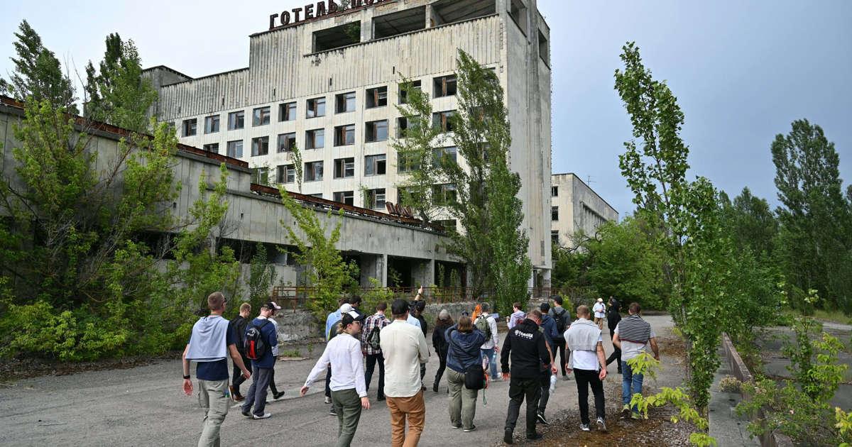 La polémica visita a Chernobyl de Luisito Comunica