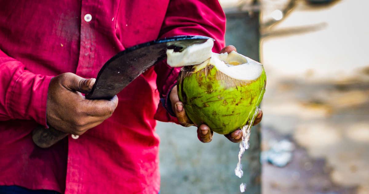 Image result for नारियल पानी पीने में बरतें ये सावधानियां