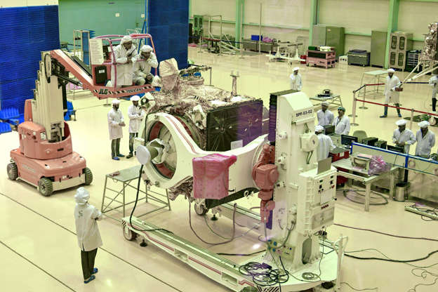 India to launch second moon mission in July