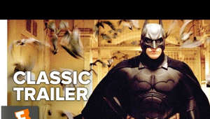 Batman Begins (2005) Official Trailer #1 - Christopher Nolan Movie Subscribe to CLASSIC TRAILERS: http://bit.ly/1u43jDe Subscribe to TRAILERS: http://bit.ly/sxaw6h Subscribe to COMING SOON: http://bit.ly/H2vZUn Like us on FACEBOOK: http://bit.ly/1QyRMsE Follow us on TWITTER: http://bit.ly/1ghOWmt  After training with his mentor, Batman begins his war on crime to free the crime-ridden Gotham City from corruption that the Scarecrow and the League of Shadows have cast upon it.  Welcome to the Fandango MOVIECLIPS Trailer Vault Channel. Where trailers from the past, from recent to long ago, from a time before YouTube, can be enjoyed by all. We search near and far for original movie trailer from all decades. Feel free to send us your trailer requests and we will do our best to hunt it down.