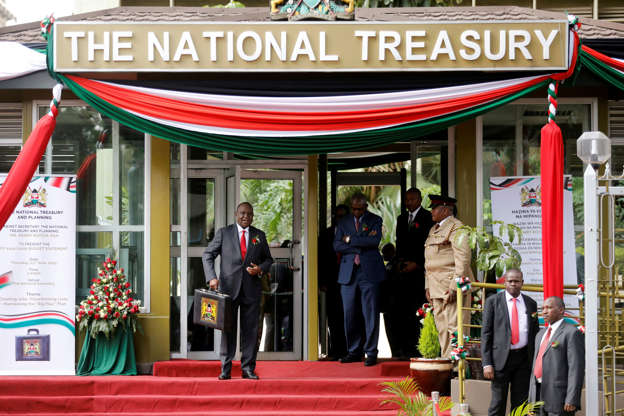 Queries over legality of Rotich budget