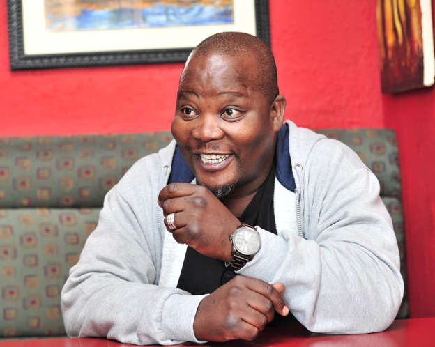 Kenneth Nkosi Hands Himself To The Police