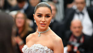 "US model and actress Olivia Culpo arrives for the screening of the film ""Sibyl"" at the 72nd edition of the Cannes Film Festival in Cannes, southern France, on May 24, 2019. (Photo by Alberto PIZZOLI / AFP)        (Photo credit should read ALBERTO PIZZOLI/AFP/Getty Images)"