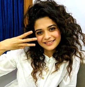 Mithila Palkar On Her Curly Hair Most Directors I Have