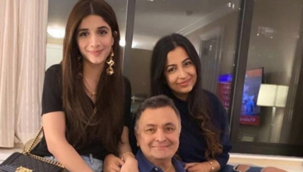 Pakistani actor visits Rishi Kapoor in New York, he says