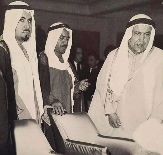 Slide 5 of 24: His father's keenness to raise him with an experienced political upbringing, especially after the discovery of oil in Kuwait, so he sent him to some European countries to gain various political and administrative experiences and skills
