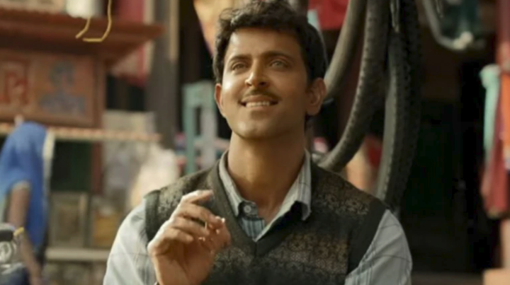 Super 30 Jugraafiyan song out: Hrithik Roshan is madly in