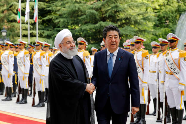 What Did Japan's Abe Accomplish In Iran?