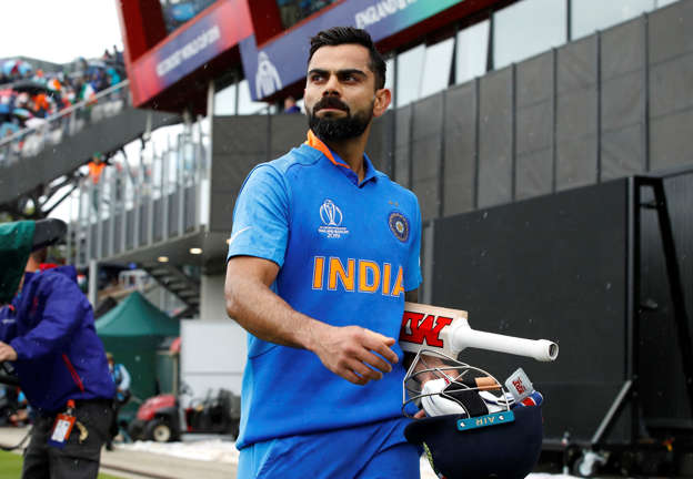 India vs Pakistan: Virat Kohli wasn't out but he walked off