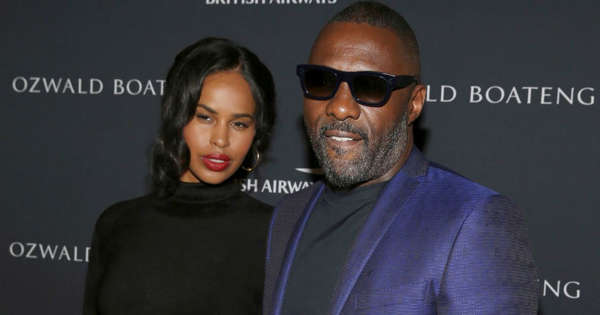 2018 World's sexiest man Idris Elba tours Tanzania with wife in
