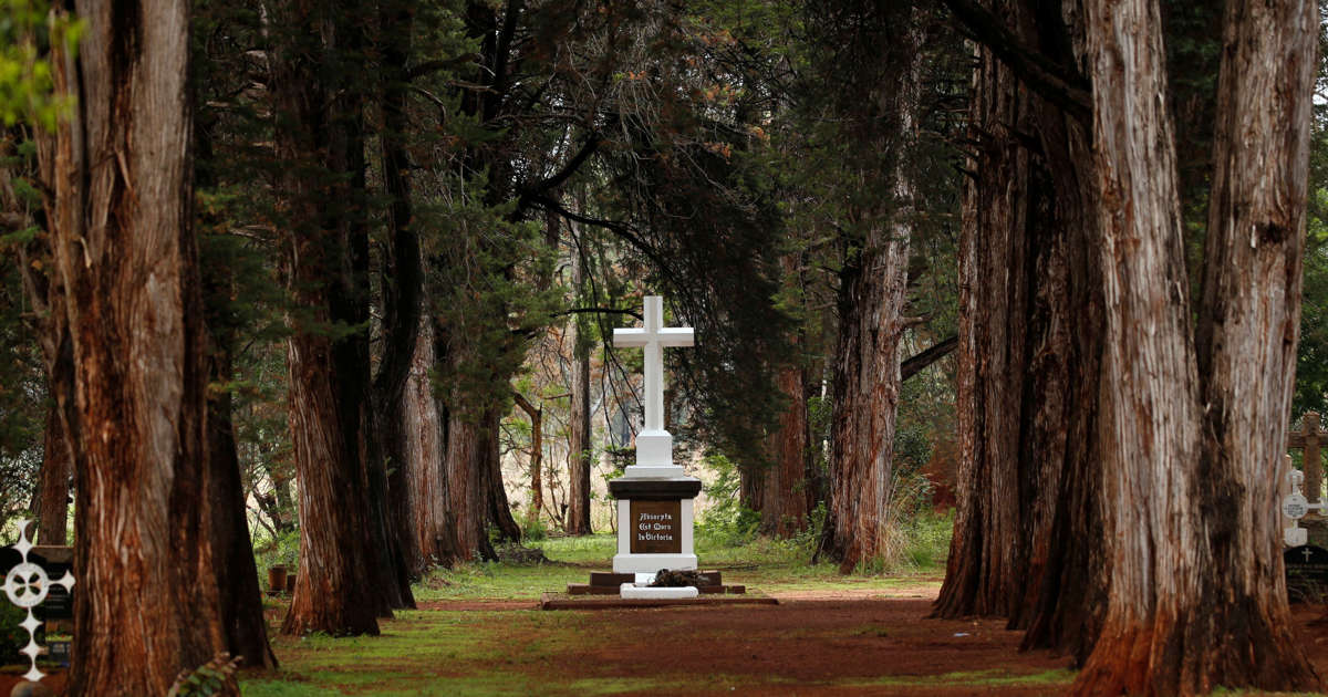 Grave problem: No space for the dead in Zimbabwe's growing