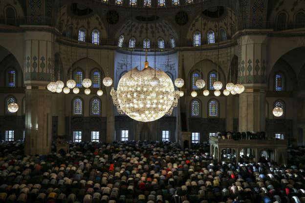 In Photos: Ramadan celebrations across the globe