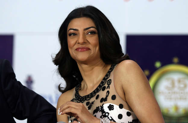 Sushmita Sen reveals she fell very sick in 2014: Had to take steroid