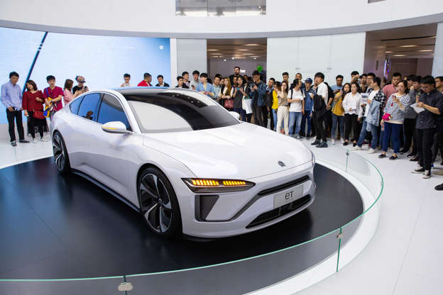 Car Brands Starting With L >> Is Chinese Electric Car Company Nio About To Beat Tesla At Its Game