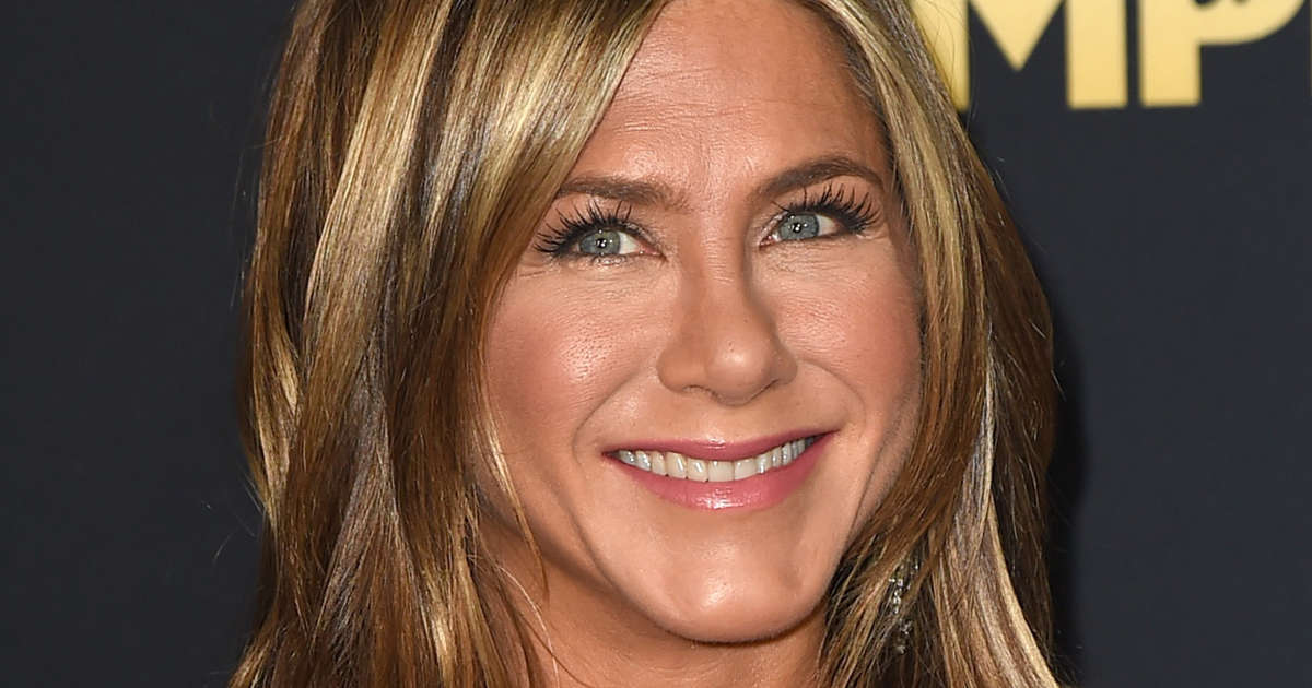 Jennifer Aniston is very up for reprising the role of Rachel Green