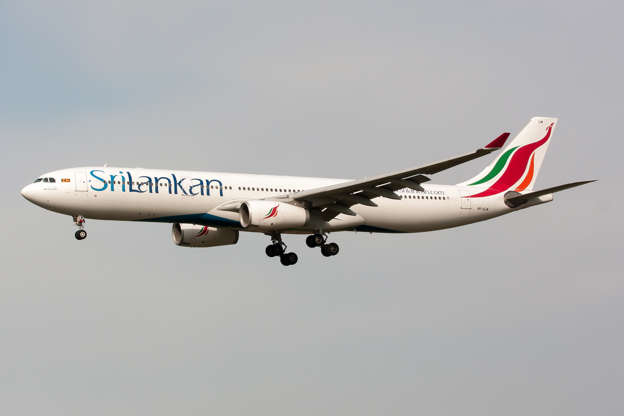 SriLankan, world's most punctual airline again