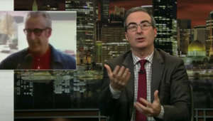 John Oliver takes on impeachment