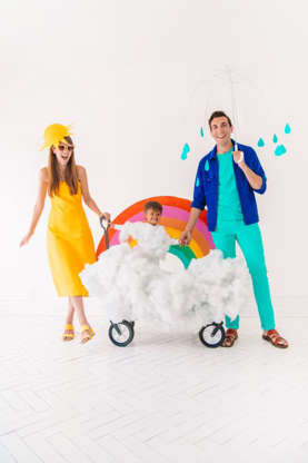 Cute Halloween Costume Ideas For Family Of 4.20 Super Cute And Easy Family Halloween Costumes