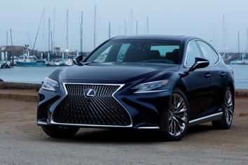 Research 2019                   LEXUS LS pictures, prices and reviews
