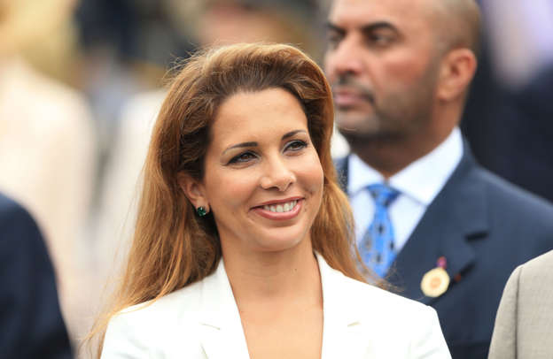 Dubai's Princess Haya 'goes into hiding in London with her two