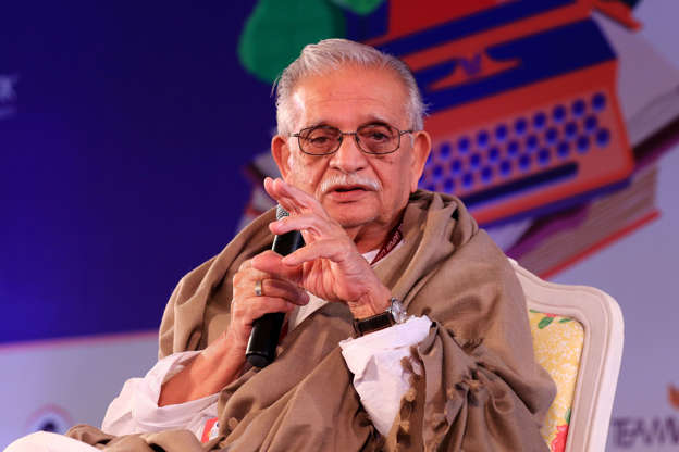 Many poems credited to Gulzar on social media are not his