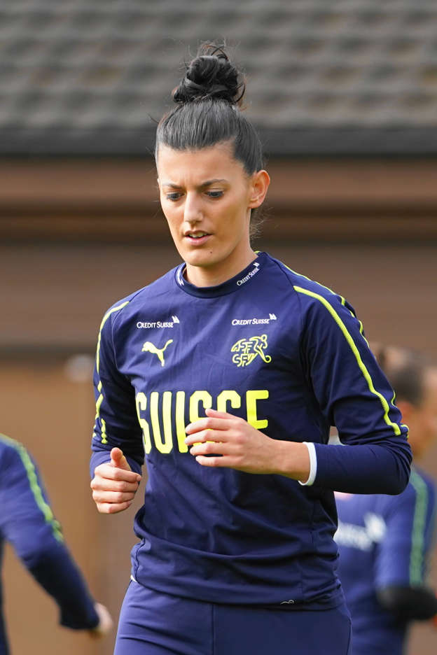 Florijana Ismaili: Swiss women's international footballer