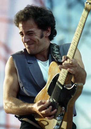 Bruce Springsteen No Surrender Lyrics Vintage Dictionary Page Print Wall Art