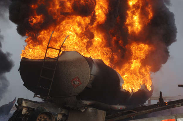 Image result for Nigeria fuel truck fire kills at least 50: governor's spokesman