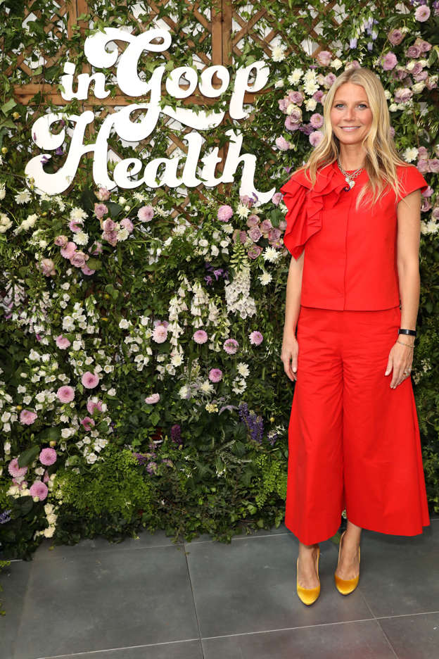I Spent The Day At Gwyneth Paltrow's £1,000 A Ticket