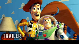 A cowboy doll is profoundly threatened and jealous when a new spaceman figure supplants him as top toy in a boy's room. ---------------- Cast: Tom Hanks, Tim Allen, Don Rickles #MoviePredictor #trailer #BestMovie