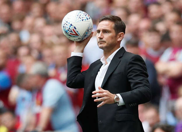 Frank Lampard finally completes return to Chelsea as head coach