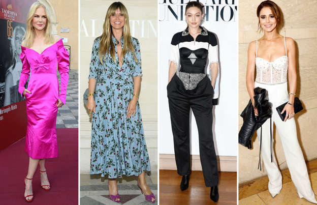 99a68238091 Weekly fashion roundup: Who wore what