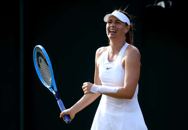 Aussie company takes aim at Sharapova