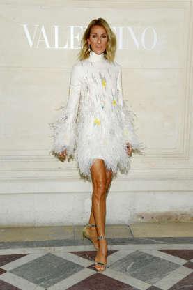 Celine Dion surprises couple at Vegas wedding