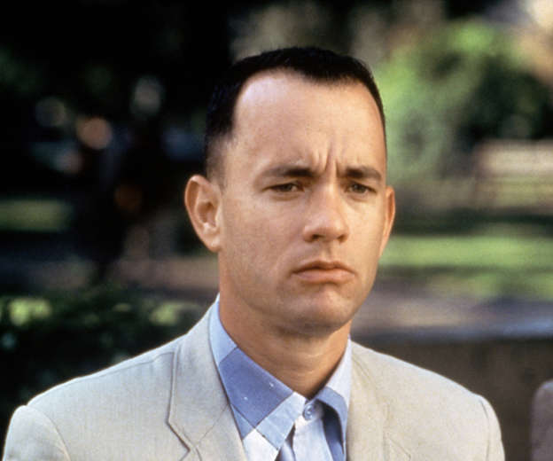 Tom Hanks remembers 'Forrest Gump' at 25 as 'an absolute c