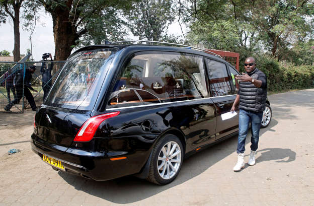 Collymore's modest send-off raises queries on the high cost of funerals