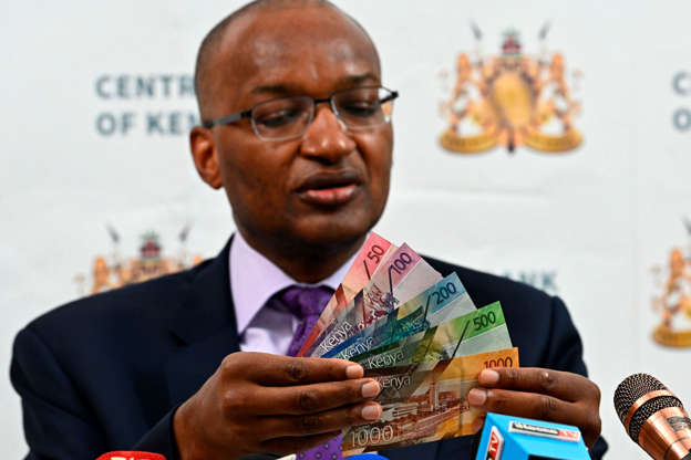 Nairobi pastor forced to pull down images of new banknotes after